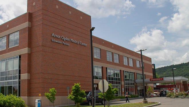 Arnot Ogden Medical Center, Elmira, NY.