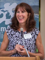 Dr. Colleen Allen, the president and chief executive