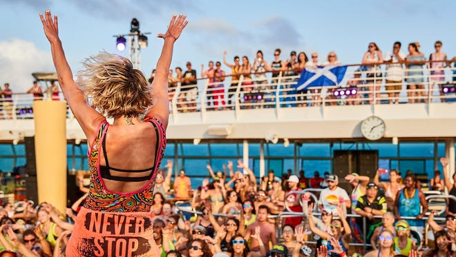 Global fitness company Zumba is partnering with Royal Caribbean for a fourth Zumba Cruise to take place in early 2019.