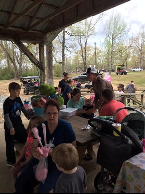 Lumberton Economic Development Council hosted an Easter event on March 24.