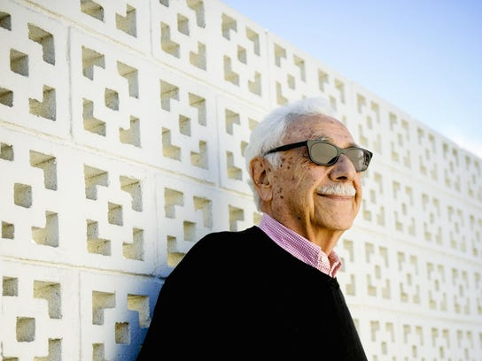 William Krisel, a giant among architects who are renowned