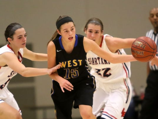 Brookfield East-New Berlin West girls basketball-7