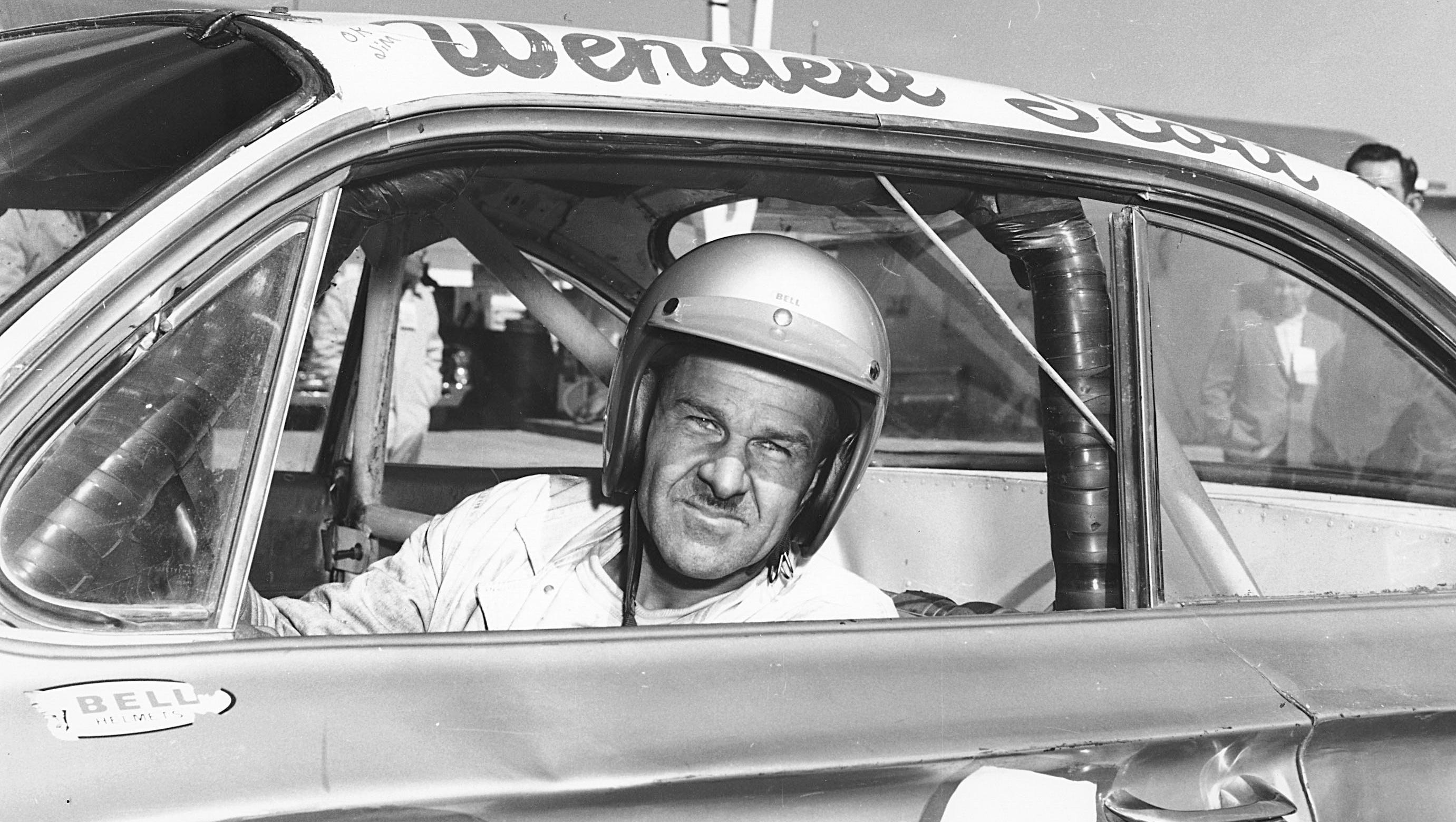 Wendell Scott was the Jackie Robinson of NASCAR, a black pioneer