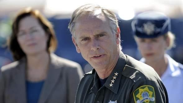 Carson City Sheriff Ken Furlong