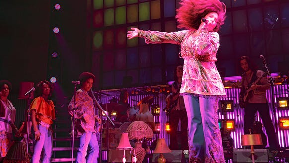 "The ""A Night with Janis Joplin"" show at the Admiral"