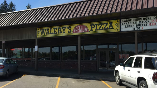 Walery's Premium Pizza, located at 1555 Edgewater St. NW, scored a 95 on its semi-annual restaurant inspection on Sept. 13.