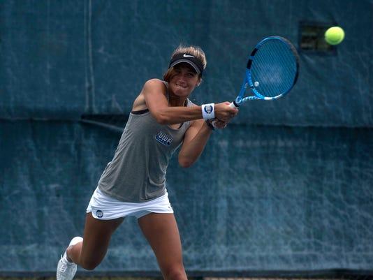 UWF Womens Tennis