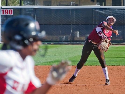 NMSU softball