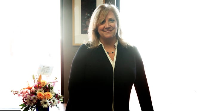 Nancy Barno Reynolds became executive director of the Broome County Arts Council on Jan. 2