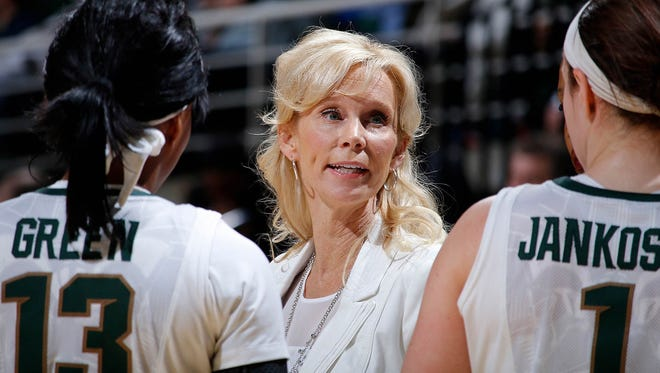Michigan State coach Suzy Merchant has landed transfer guard Shay Colley.