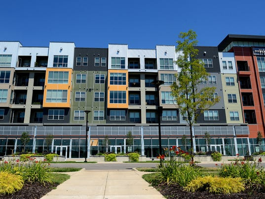 New Apartments East Lansing