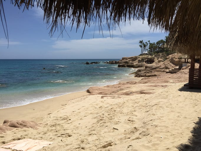Palmilla Beach in Los Cabos, Mexico_credit The Los