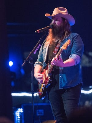 Chris Stapleton opens for Little Big Town at the Louisville Palace. Mar. 13, 2015 Brian Bohannon, Special to The C-J