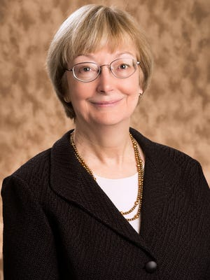 Elizabeth Burns, an alumnus currently serving as interim provost at Marygrove College has been hired as its new president.