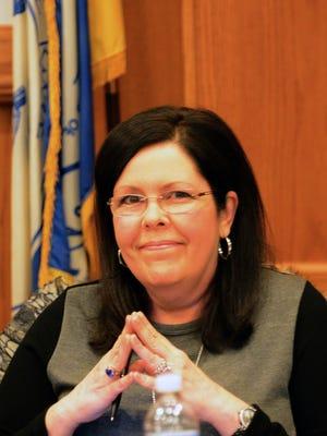 Wayne School Board Trustee Catherine Kazan.