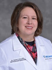 Laura Kota, MD, obstetrician and gynecologist at McLaren
