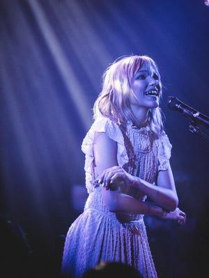 Grace VanderWaal kicks off her 'Just The Beginning' tour in West Hollywood on Sunday, Nov. 5.