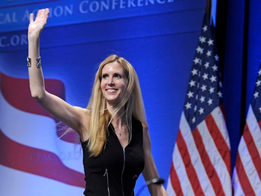 AP BERKELEY ANN COULTER A FILE USA DC