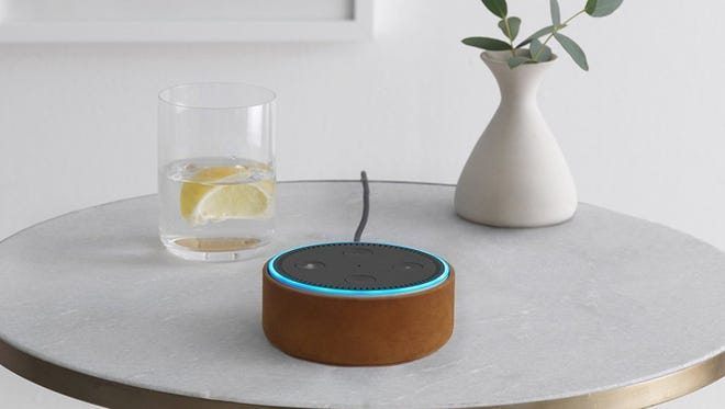 Want to try Alexa in your home? The Dot is on sale right now!