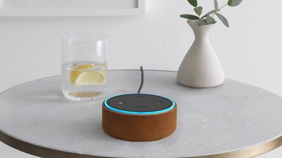 Welcome Alexa into your home.