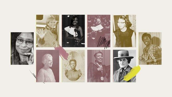 Georgia's Women of the Century, according to USA Today.