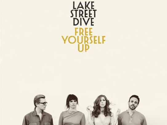 """The new Lake Street Dive album, """"Free Yourself Up."""""""