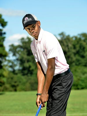 UMES golfer Demarkis Cooper is a sophomore and a top golfer in the program. In 2014, he received a $100,000 scholarship sponsored by Caves Valley Golf Club located in Owings Mills, Maryland for a student-athlete with a minimum 3.5 high school GPA.
