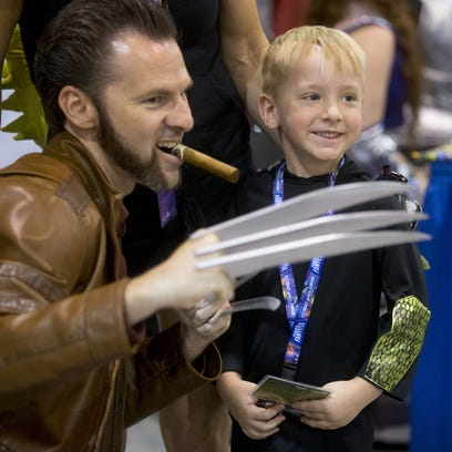 Geek out guide: Family friendly fun at Phoenix Comicon