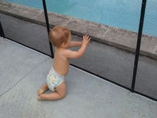 Medidas que debe tomar si tiene piscina en casa