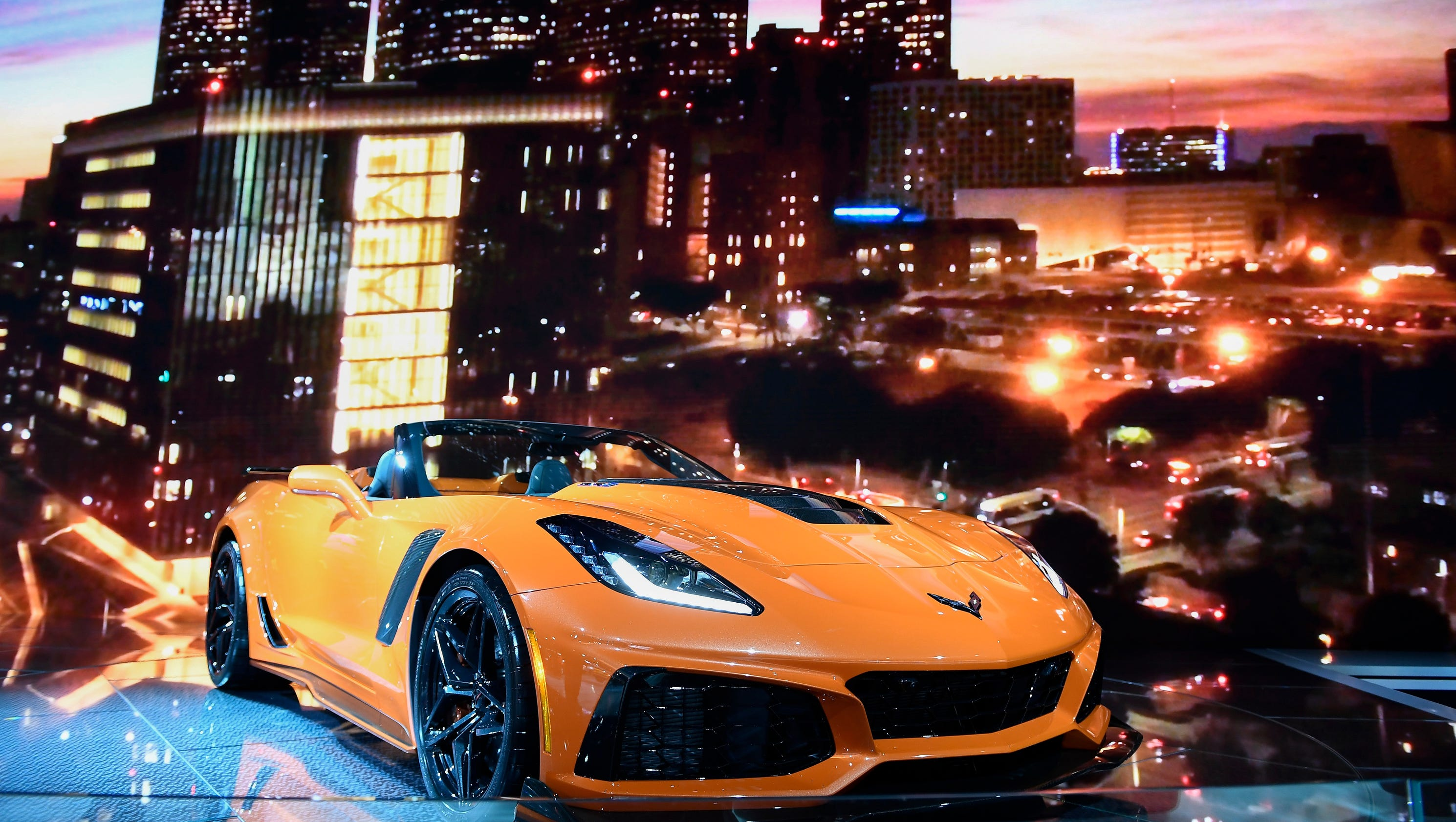 must see cars at the la auto show 2017. Black Bedroom Furniture Sets. Home Design Ideas