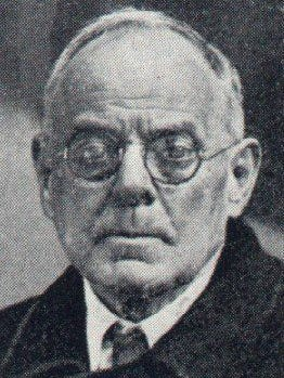 Algernon Crapsey.