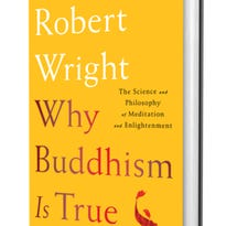 'Why Buddhism is True,' and achieving a 'different state of mind' at the Kentucky Author Forum