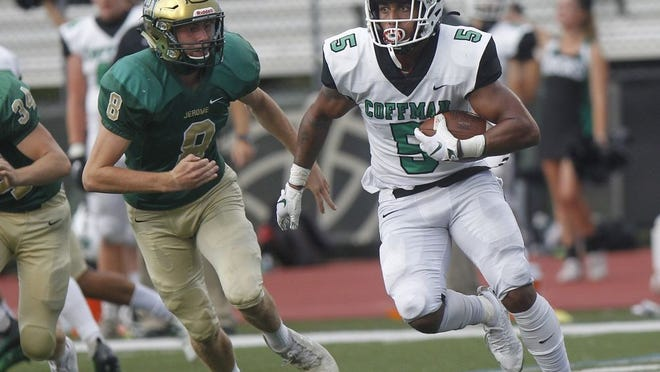 Devon Williams and Dublin Coffman will play host to Hilliard Davidson on Friday, Sept. 18.