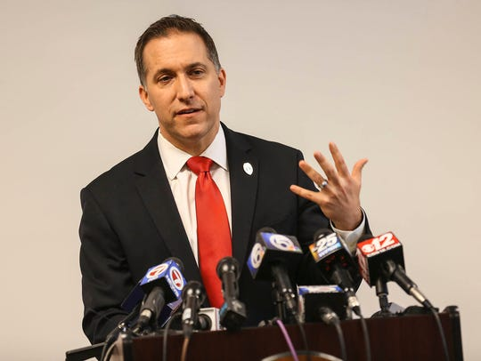 "Dave Aronberg, the state attorney for Palm Beach County, Fla., said law enforcement there has arrested 41 individuals after the state enacted ""patient-brokering"" laws aimed at eliminating such activity at rehab homes there."