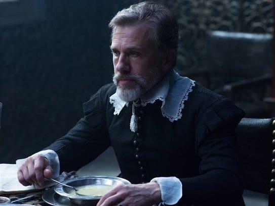"Two-time Oscar winner Christoph Waltz stars in ""Tulip"