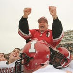 Son: Former IU football coach Bill Mallory in hospice care after fall
