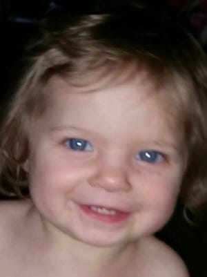 Shaylyn Michelle Kay Ammerman, 15 months old