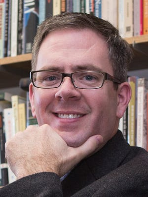 Binghamton University assistant professor of history Robert G. Parkinson