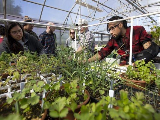 Urban Horticulture program