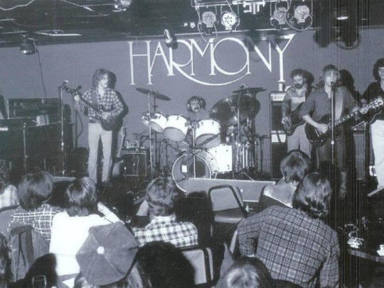 In 1978, Harmony was reunited with Montgomery rocker