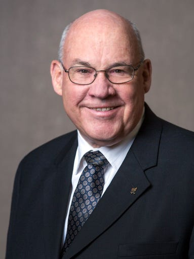 No. 3 — Joe Shoen of Phoenix; president and chairman