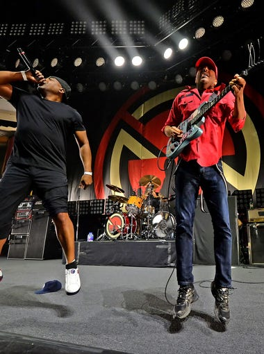 Tom Morello will come to The Pressroom on Friday, Nov. 1, 2019.