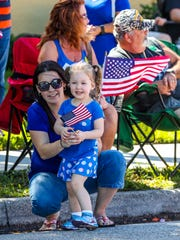 Cape Coral Veterans Day Parade is a  community parade