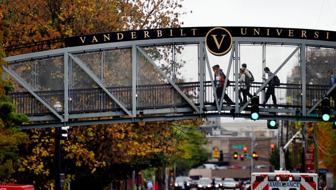 Vanderbilt University was recognized for its 70-plus majors and degree programs, a 93 percent graduation rate and $600,000 return on investment.