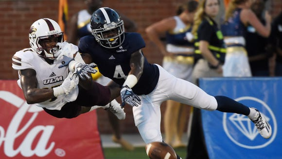 ULM travels to Auburn on Saturday for a 2:30 kickoff.