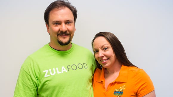 Takeout Express owners James Perkins and Osh Leveque-Perkins are now part of ZulaFood.