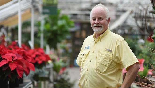 Tim Travis, owner of Goldner Walsh Garden & Home, is the Birmingham-Bloomfield Chamber 2016 Business Person of the Year.