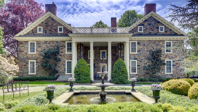Crooked Billett mansion in Greenville, Del., which operated as a tavern before the country was born, hosted Gen. George Washington and his troops in advance of the Battle of the Brandywine.