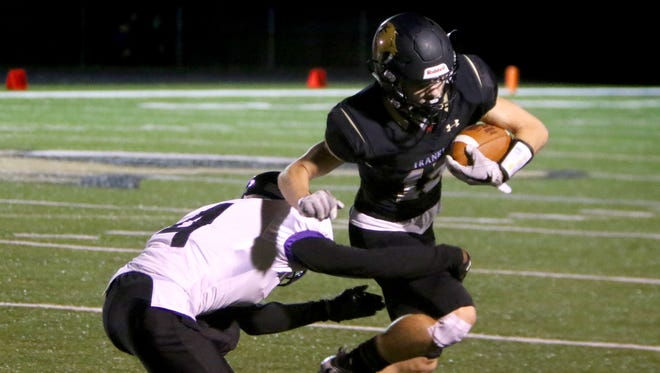 Nolan Jessup and second-seeded  Franklin open the playoffs Friday by hosting Janesville Craig.
