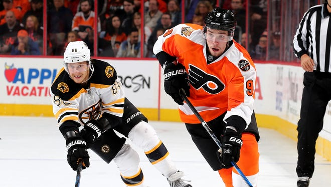 Ivan Provorov and the Flyers  are looking to stave off double digits from their losing streak.